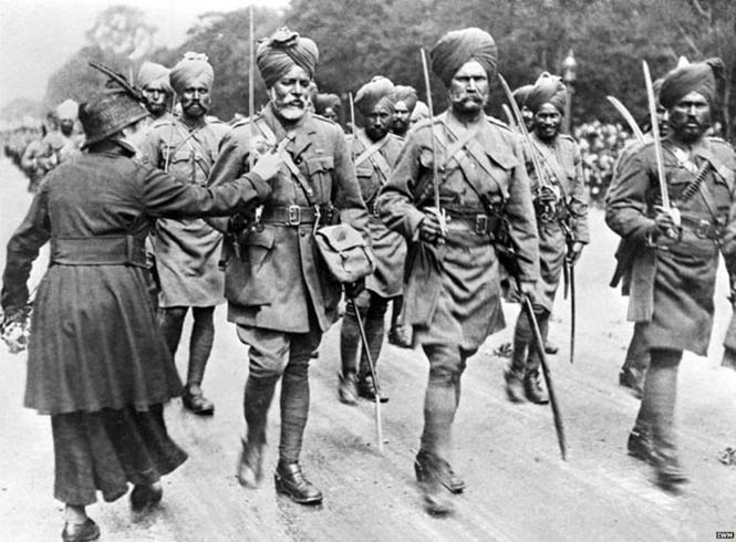 Hindistan Ordu 1