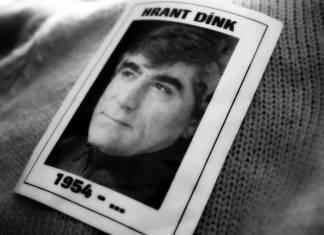 Hrant Dink'in anmasından