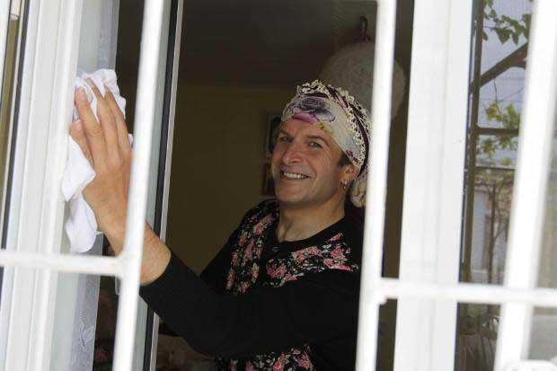 """""""İhsan Hala"""" olarak bilinen Ali İhsan Çolak için bağış kampanyası başlatıldı"""