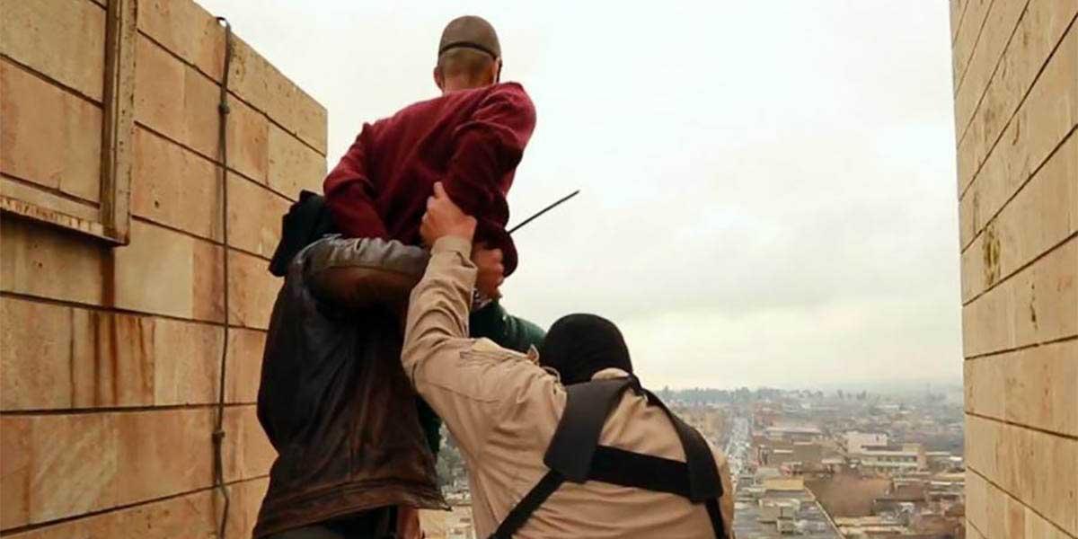 IŞİD, 15 yaşındaki çocuğu eşcinsel olduğu gerekçesiyle infaz etti