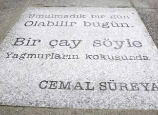 Kadıköy'ün şairlerine saygı duruşu