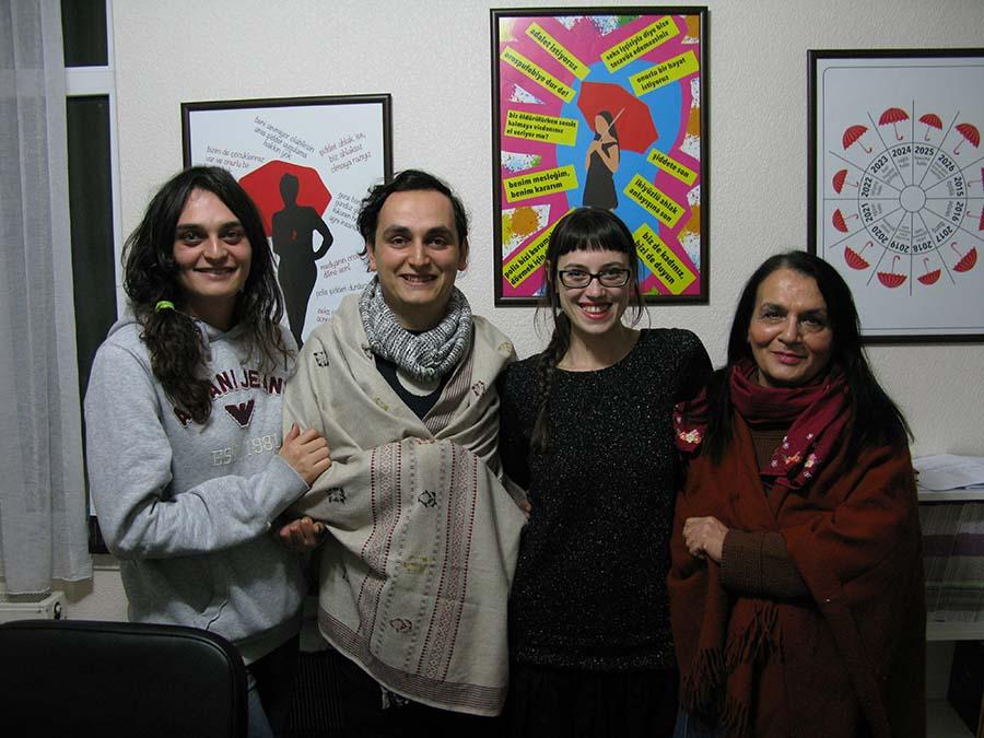 Kırmızı Şemsiye Cinsel Sağlık ve İnsan Hakları Derneği