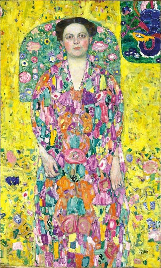 Klimt, Schiele ve Kokoschka'nın resimlerindeki kadınlar 1