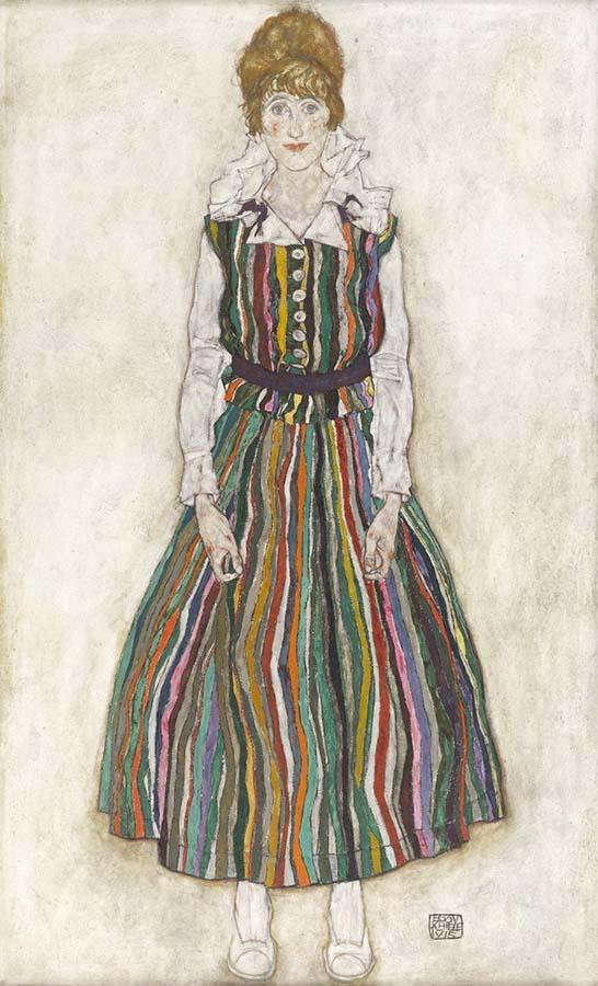 Klimt, Schiele ve Kokoschka'nın resimlerindeki kadınlar 4