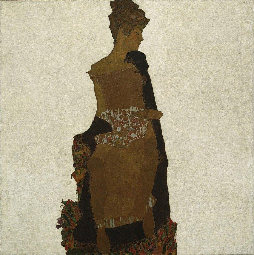Klimt, Schiele ve Kokoschka'nın resimlerindeki kadınlar 5