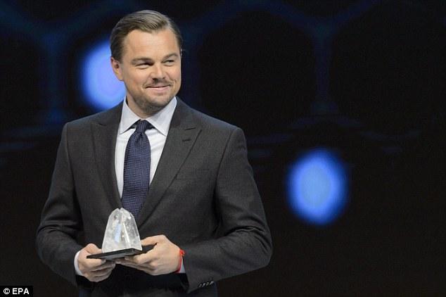 Leonardo DiCaprio 1