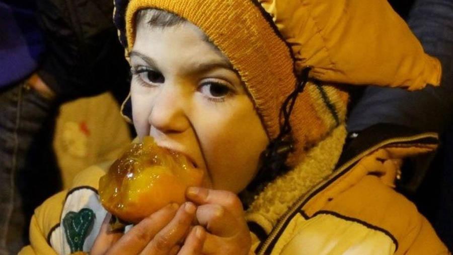 Madaya Suriye