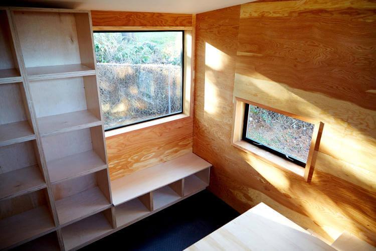 Minik ev koyu Seattle'daki evsizlere kapilarini acıyor 7 (1)