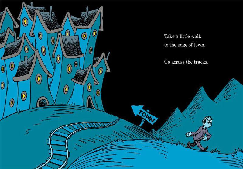 Nick Cave ve Dr. Seuss 1