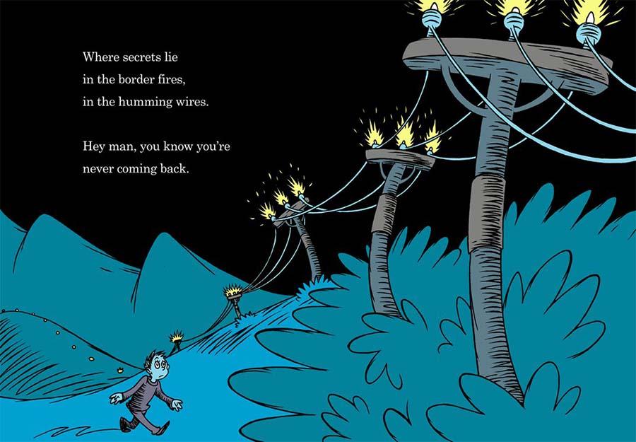 Nick Cave ve Dr. Seuss 3