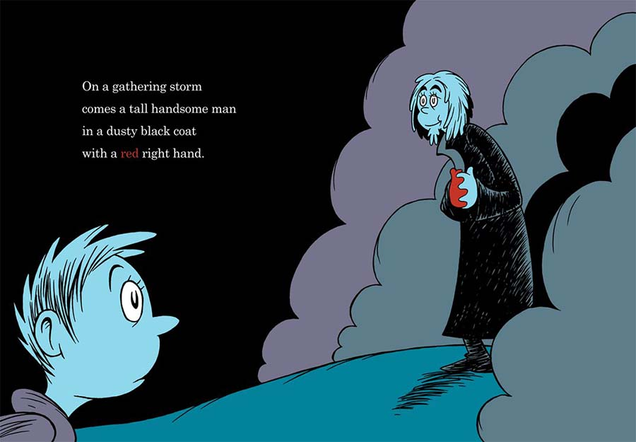Nick Cave ve Dr. Seuss 4