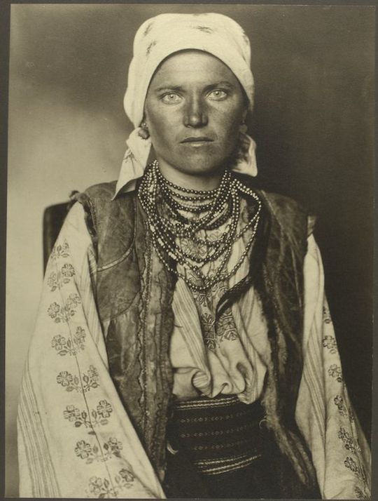 Ruthenian-woman