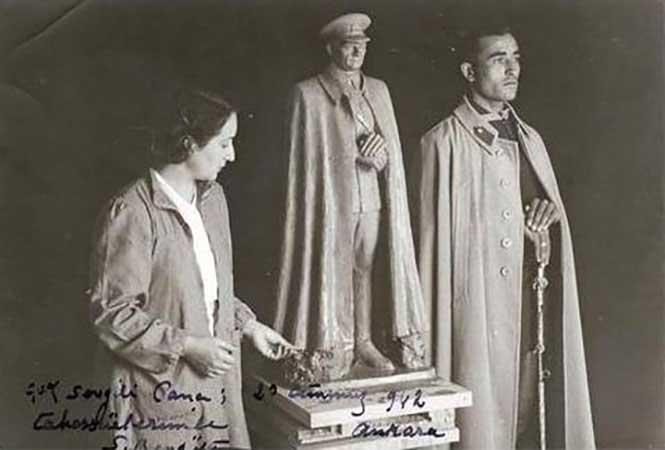 Sabiha Ziya Heykel