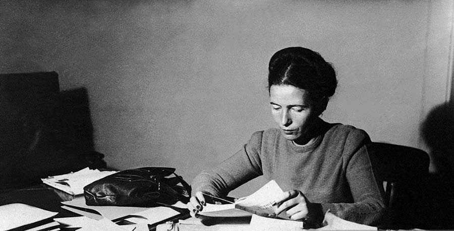 Simone de Beauvoir 2