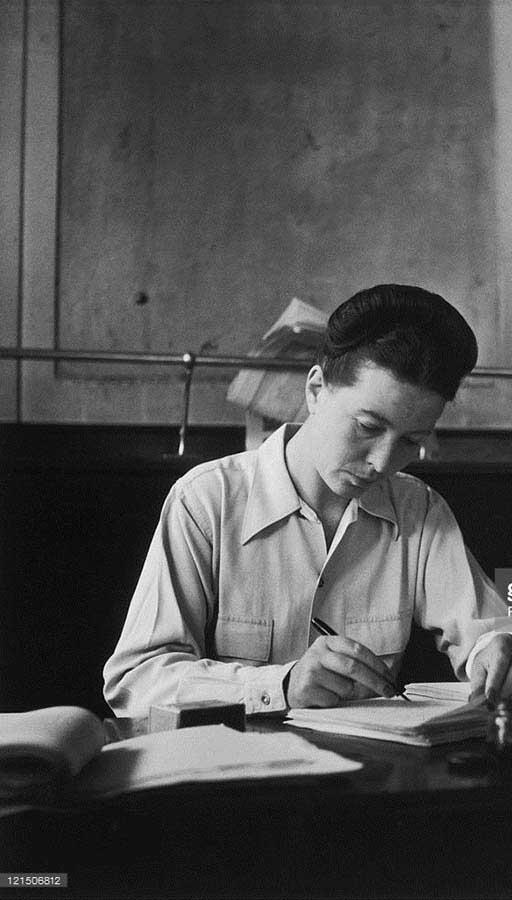 Simone de Beauvoir 5
