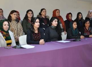 """Berfin Kadın Danışma Merkezi: """"Kadınlar erkek egemen militarizme direnecek"""""""