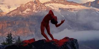 Bertil Nilsson'un objektifinden doğayla harmanlanmış nüdist dansçılar