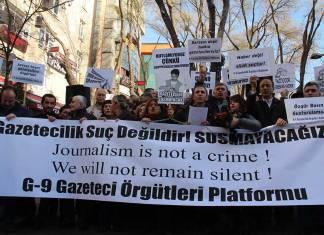 Ankara Özgür Haber Platformundan mesaj var: Yaşasın kayıt, kanıt ve haber hakkı