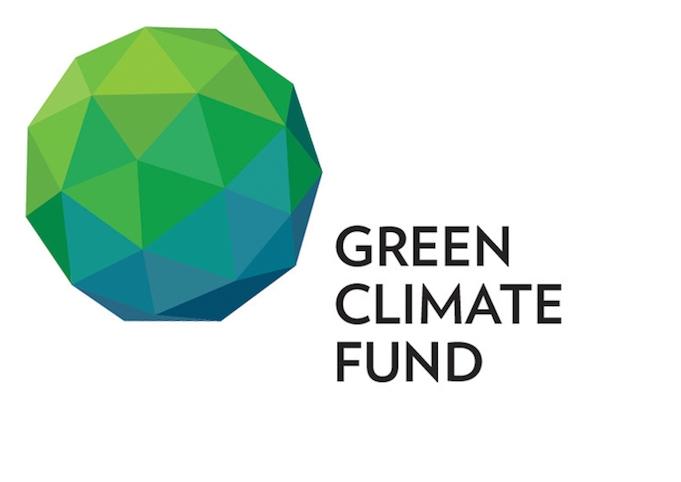 yesil iklim fonu logo