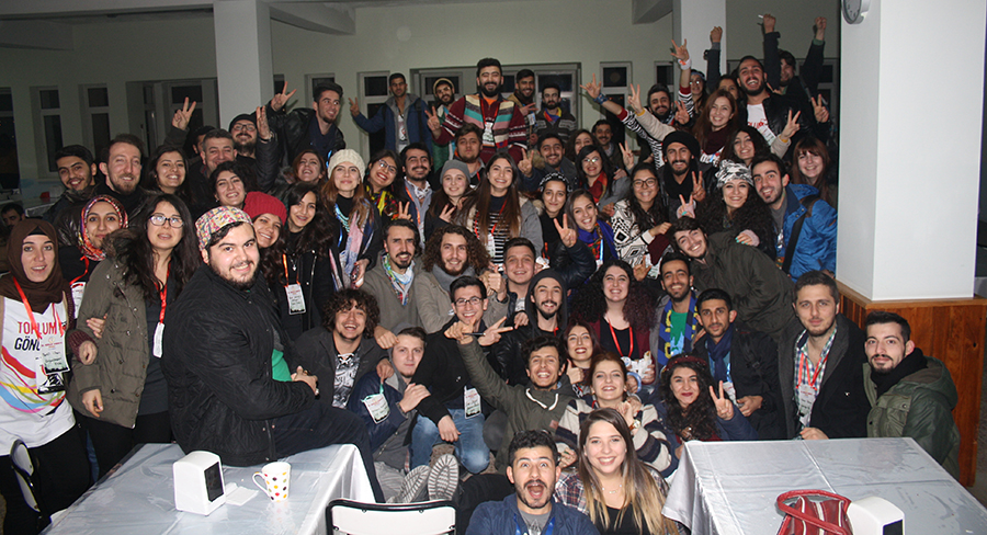 26. TOG Gençlik Konseyi Sivas'ta gerçekleştirildi