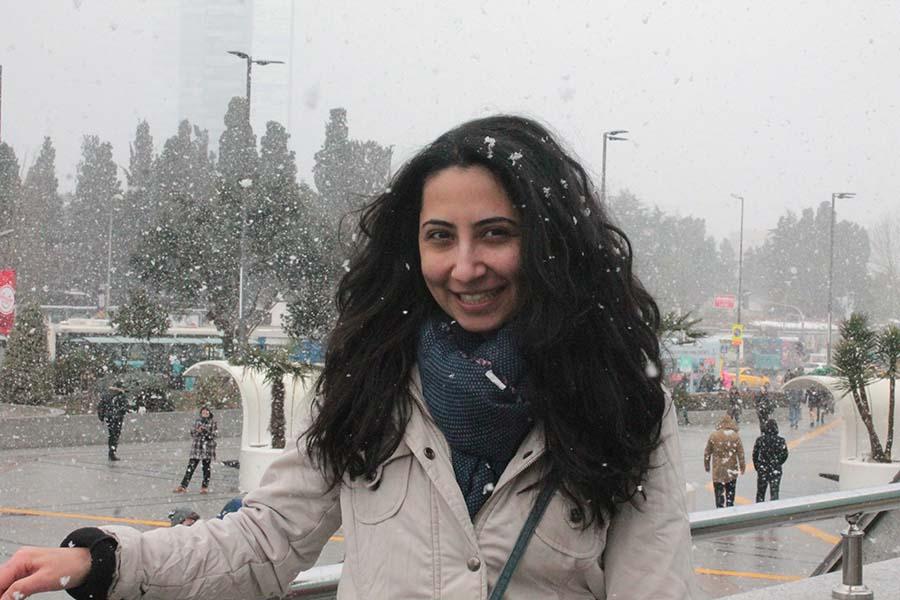 Eda Atay, Fotoğraf: Eylül Akdeniz
