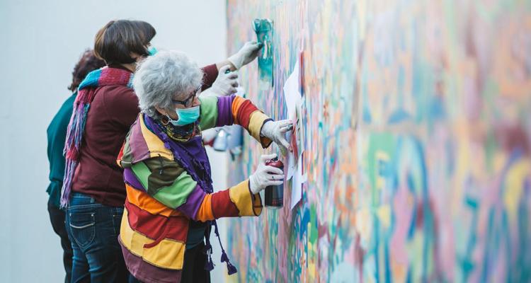 Grafitici babaanne ceteleri portekiz sokaklarinda 1