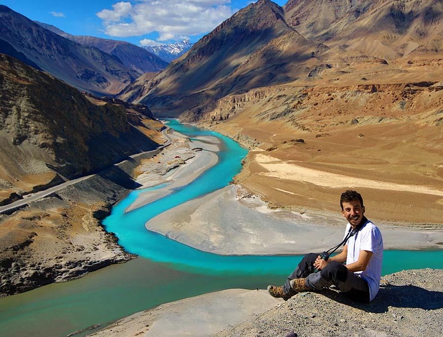 Ladakh, Hindistan