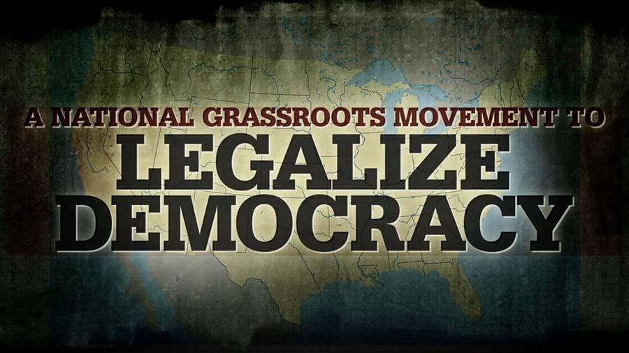 Legalize Democracy (2014)