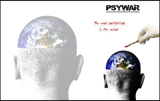 PsyWar The Real Battlefield is the Mind (2010)