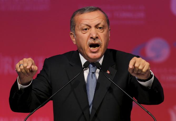 Türkiye'de akademik özgürlük tehdit altında. Ümit Bektaş / Reuters