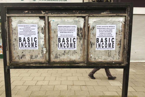 Transitions For Society Job Guarantee and Basic Income (2014)