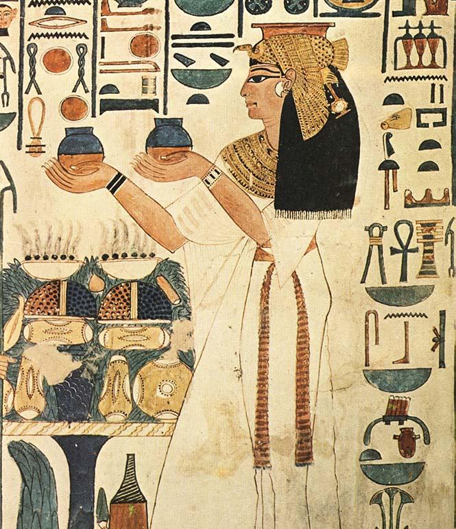 antik mısırda tıp