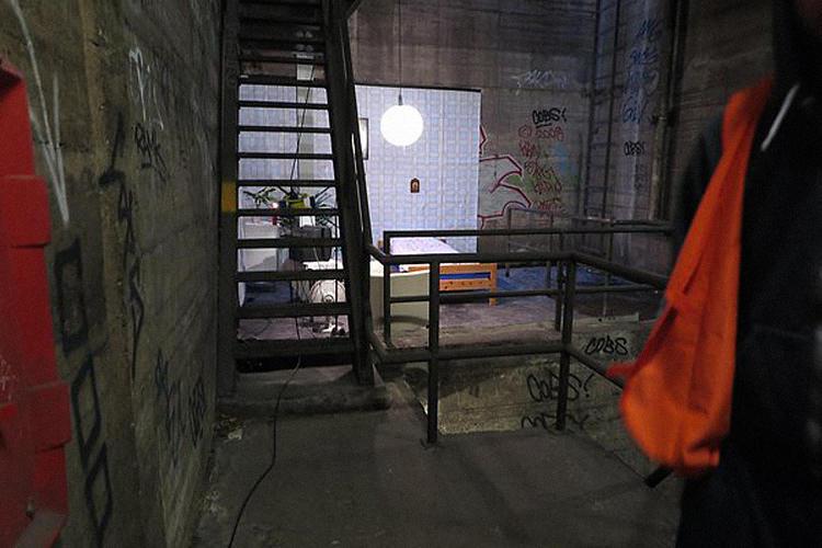 berlin, metro, yatak odasi 1