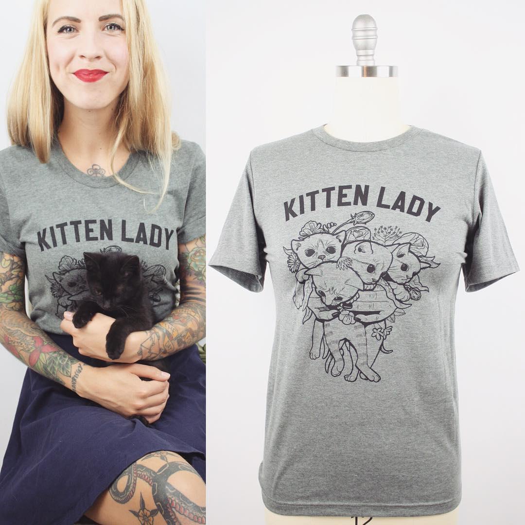 kittenlady 6
