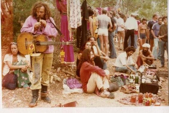 matala hippies