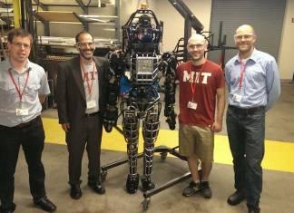 """""""Sizin yerinizde olsaydım bu robotu asla iteklemezdim"""""""