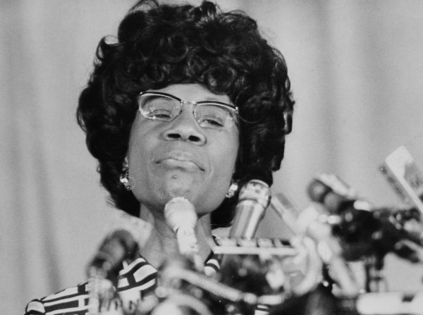UNITED STATES - CIRCA 2002: Congresswoman Shirley Chisolm. (Photo by Tom Monaster/NY Daily News Archive via Getty Images)