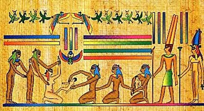 tıp tarihi antik mısır