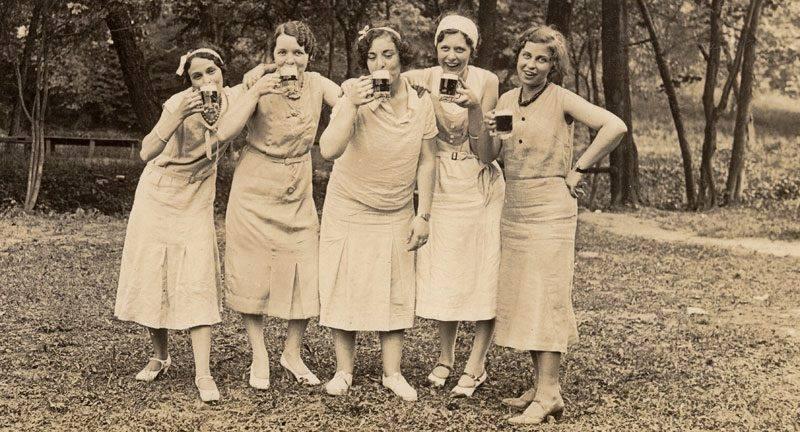 1. beer - women brewed beer