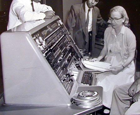 9. grace hopper - computer software