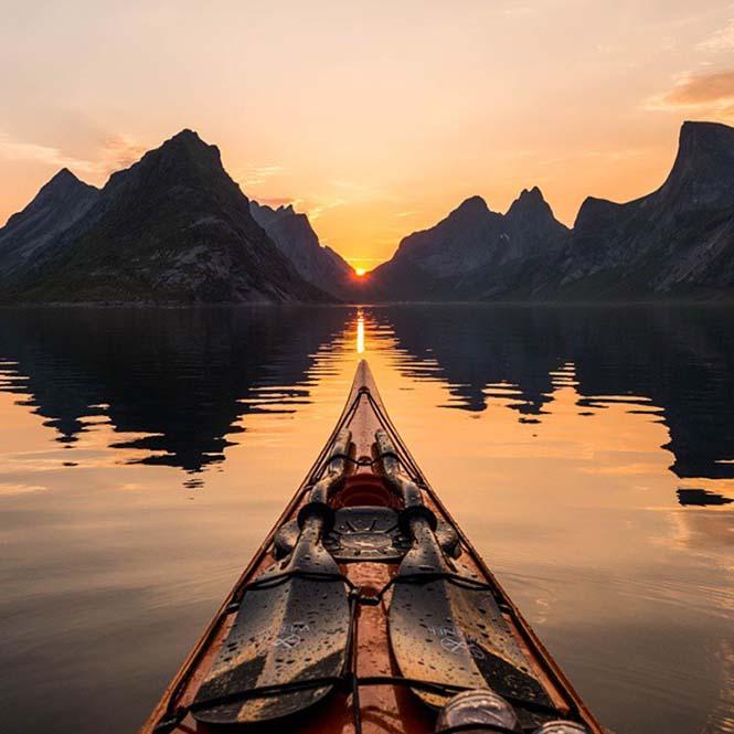 Norvecli macerasever kanocudan buyuleyici fotograflar 13
