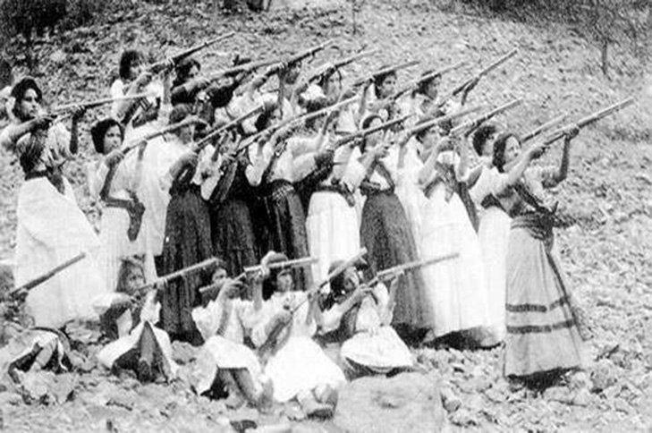 Tarih dersinde öğrenmediğiniz 10 kadın devrimci - 4