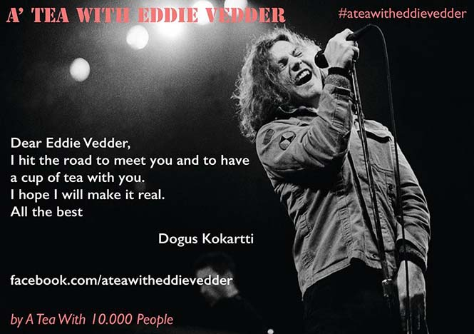 a tea with eddie vedder 1