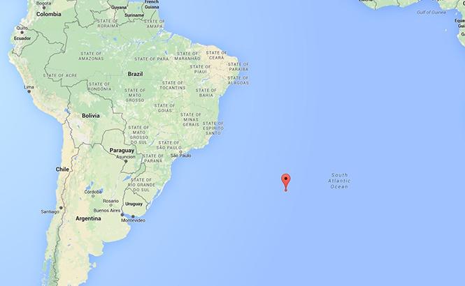 Güney Atlantik Meteoru