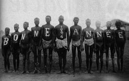 Avrupa'nın ırkçı sırrı, insanat bahçeleri 00bonneannezoo
