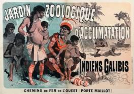 Avrupa'nın ırkçı sırrı, insanat bahçeleri 021jardonzoohum