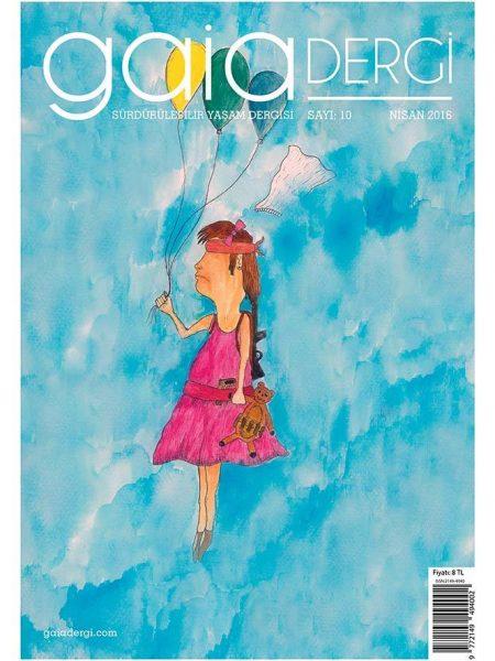 Gaia Dergi Nisan 2016