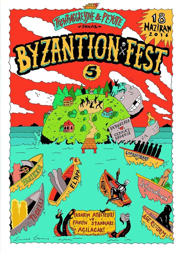 Byzantion Fest 2