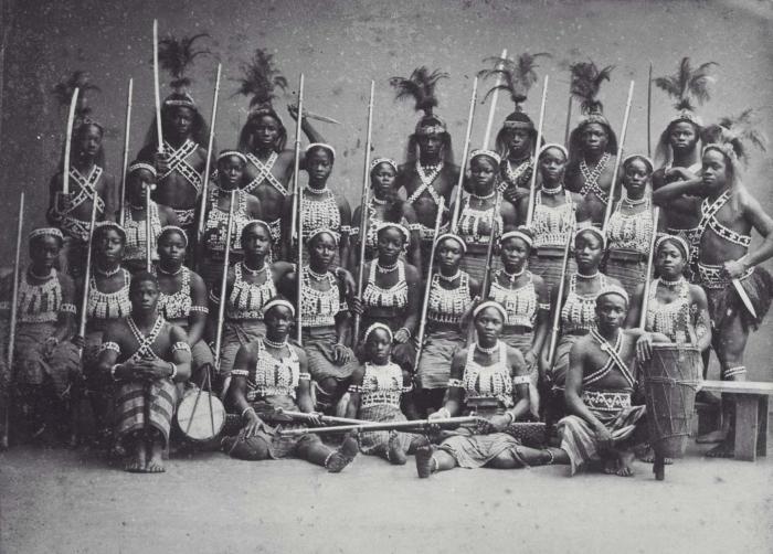 Dahomey Amazonlari 1