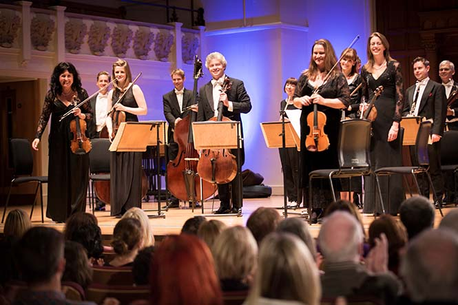 London Chamber Orchestra 11 Ağustos 2014